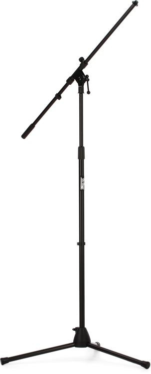 On-Stage Stands MS7701B Tripod Microphone Stand - Black image 1