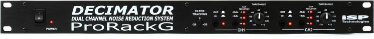 Isp Technologies Decimator Pro Rack G Noise Reduction