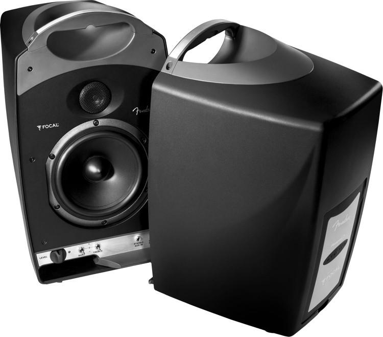 Fender Audio Passport Studio Portable Powered Studio Monitor System image 1