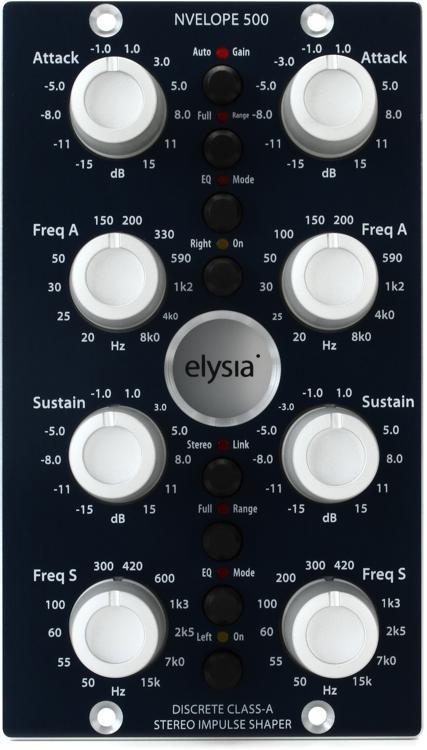 elysia nvelope 500 Stereo EQ & Dynamics Module image 1
