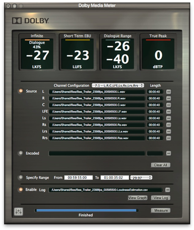 Dolby Media Meter 2 image 1