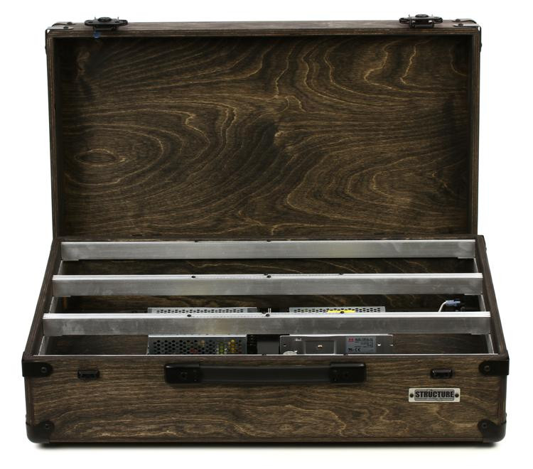 Pittsburgh Modular Structure EP-360 Eurorack Case with Power Supply image 1