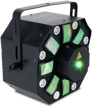 Martin Professional Thrill Multi-FX LED 3-in-1 Wash/Laser/Strobe Multi-effect