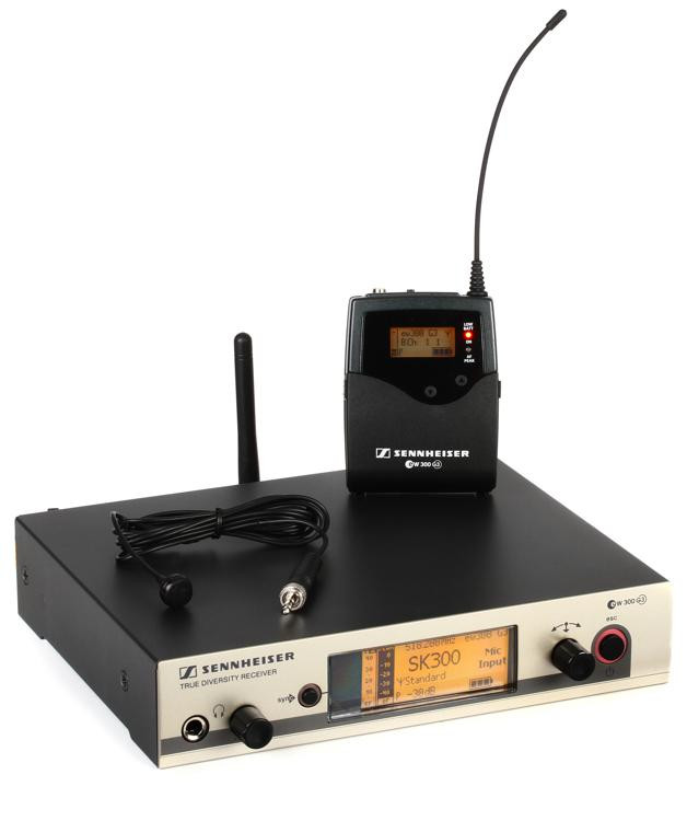 Sennheiser EW 322 G3 - A Band, 516-558 MHz image 1