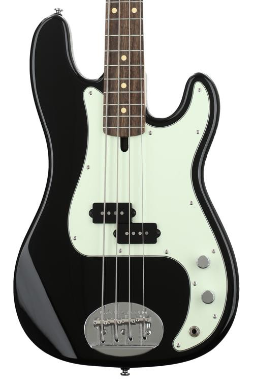 Lakland Skyline 44-64 Standard - Black, Rosewood image 1