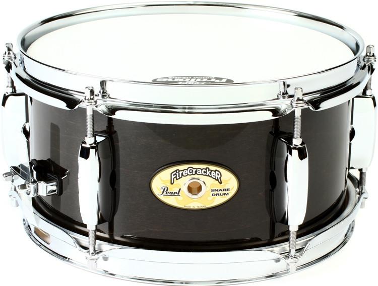 pearl firecracker poplar snare drum 5 x10 sweetwater. Black Bedroom Furniture Sets. Home Design Ideas