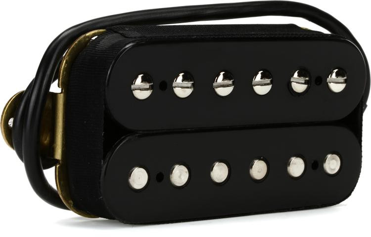 EVH Wolfgang Humbucker Pickup - Bridge - Black image 1
