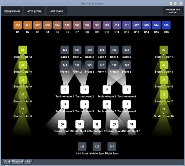 ENTTEC D-PRO 8 Universe image 1