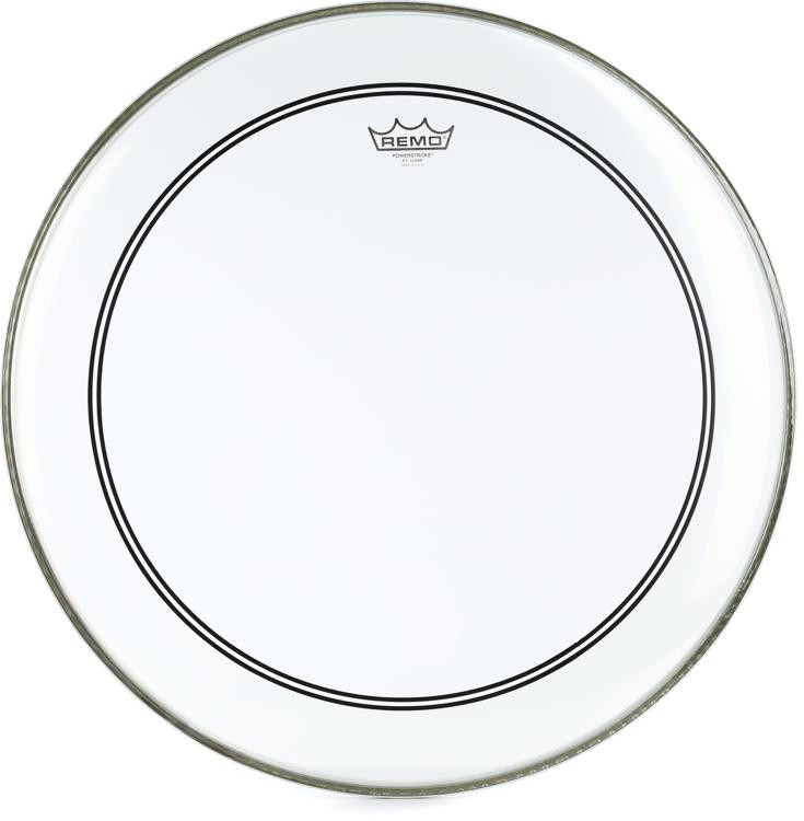 Remo Powerstroke 3 Bass Drumhead - 22
