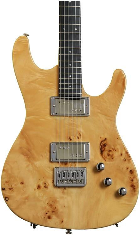 fretlight fg 561 guitar learning system natural sweetwater. Black Bedroom Furniture Sets. Home Design Ideas