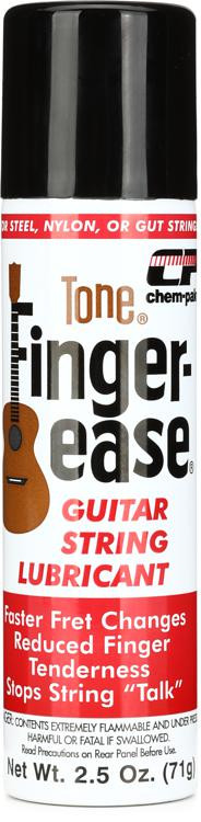 Tone Finger-Ease String Lubricant Spray image 1