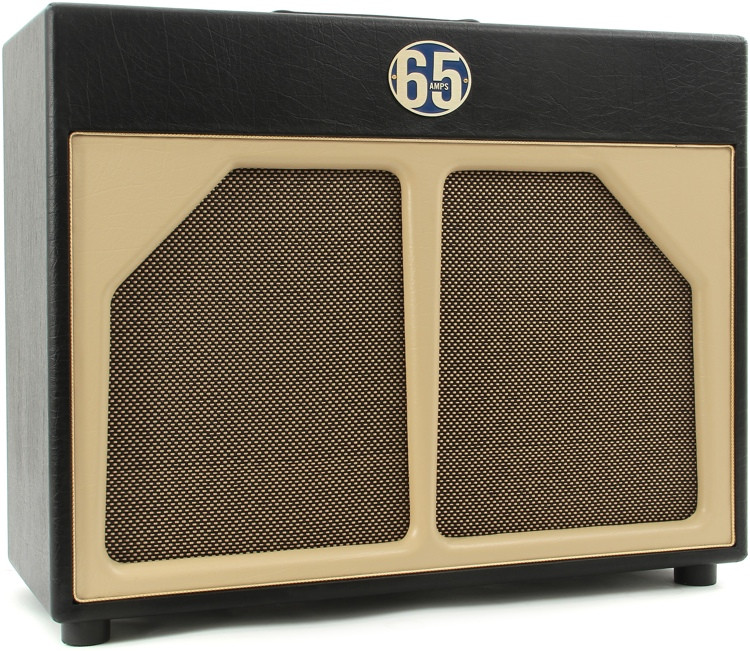 65amps Blue Series Full Size 1x12