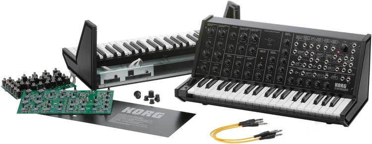 korg ms 20 kit analog synthesizer limited edition kit sweetwater. Black Bedroom Furniture Sets. Home Design Ideas