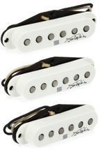 Seymour Duncan Jimi Hendrix Signature Strat Pickup Set - White