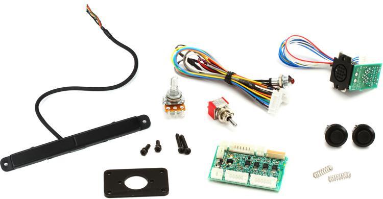 Roland GK-Kit-BG3 Divided Pickup Kit for Bass (internal mount) image 1