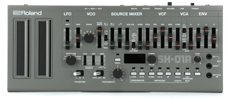 SH-01A Synthesizer