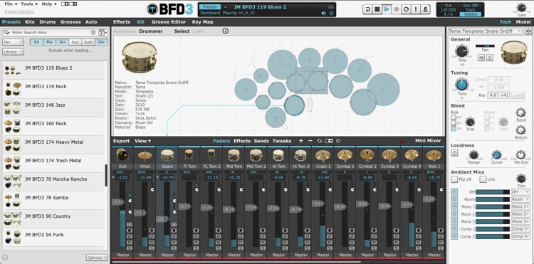 FXpansion BFD3 Upgrade from BFD2 (download) image 1
