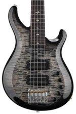 PRS Gary Grainger 5-String Bass - Charcoal Burst