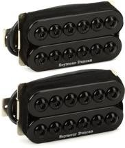 Seymour Duncan Invader Humbucker Pickup Set - Black
