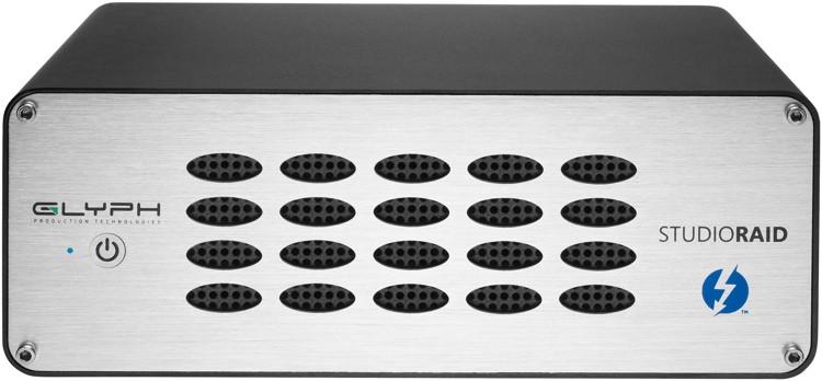 Glyph StudioRAID Thunderbolt 2 - 10TB Desktop Hard Drive image 1