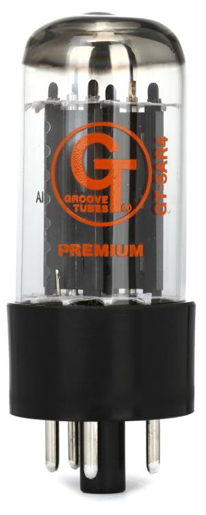 Groove Tubes GT-5AR4/GZ34 Rectifier Tube image 1