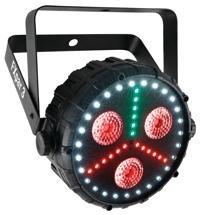 Chauvet DJ FXpar 3 RGB+UV Compact Effect Par w/ Strobe
