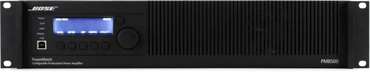 Bose PowerMatch PM8500 Power Amplifier image 1