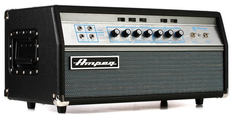 Ampeg SVT-VR 300-Watt Vintage Reissue Tube Bass Head image 1