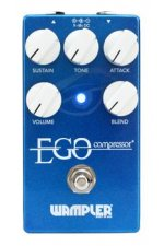 Wampler Ego Compressor Pedal with Blend Control