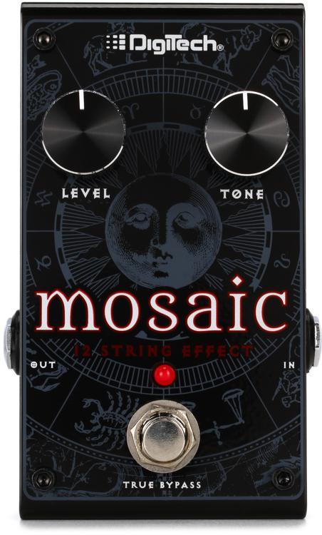 DigiTech Mosaic Polyphonic 12-string Effect Pedal image 1