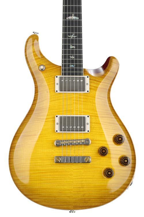 PRS McCarty 594 Artist Package - McCarty Sunburst with Pattern Vintage Neck image 1