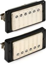 Seymour Duncan Antiquity Humbucker Pickup - Set Aged Nickel Covers