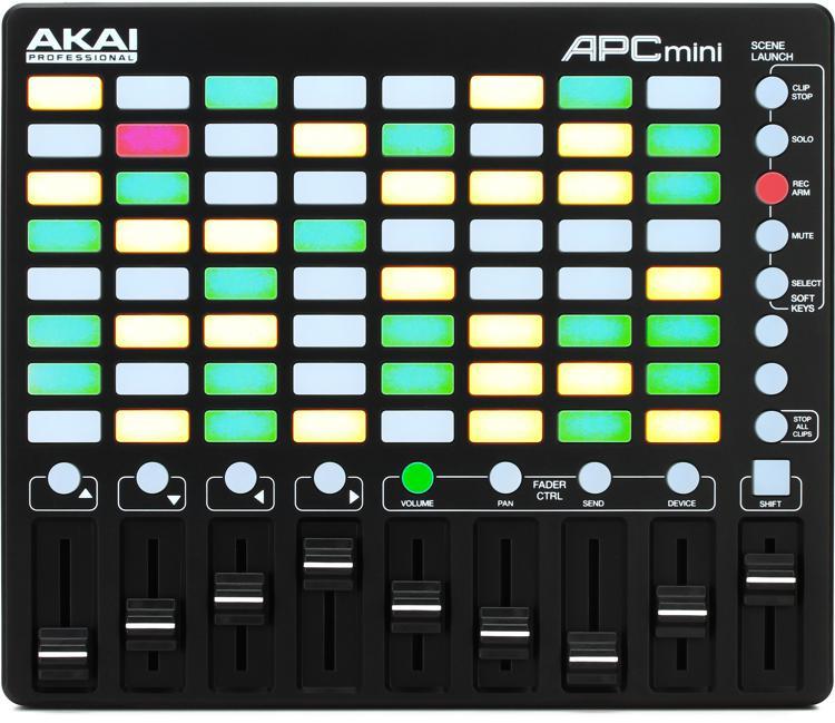 Akai Professional APC Mini Pad Controller image 1