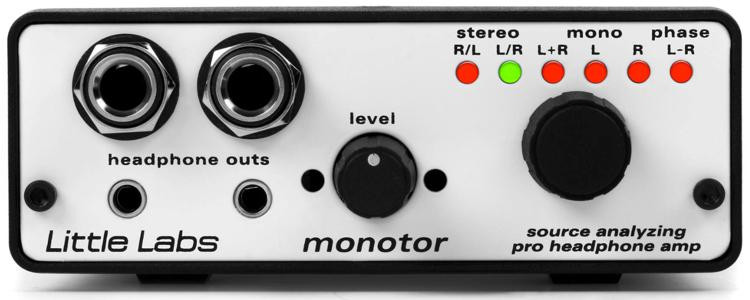 Little Labs Monotor 2-Ch Headphone Amplifier image 1