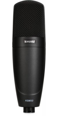 KSM32 Large-diaphragm Condenser Microphone - Charcoal Gray