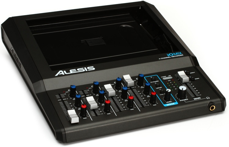 alesis io mix sweetwater. Black Bedroom Furniture Sets. Home Design Ideas
