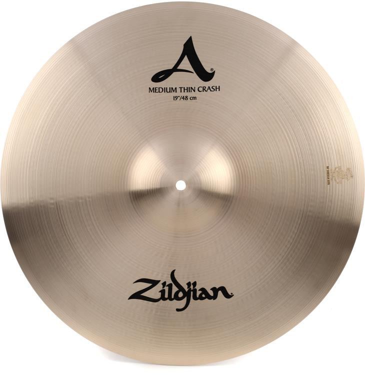 Zildjian A Series Medium-thin Crash - 19