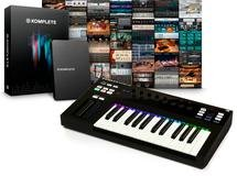 Native Instruments Komplete Kontrol S25 with Upgrade to Komplete 11