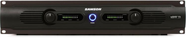 Samson Servo 200 Power Amplifier image 1