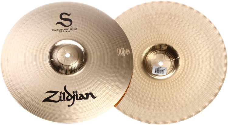 Zildjian S Series Mastersound Hi-hats - 14