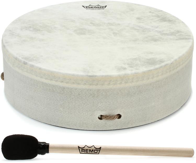 Remo Buffalo Drum - 12