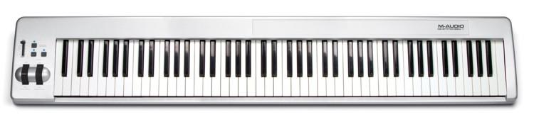 m audio keystation 88es sweetwater. Black Bedroom Furniture Sets. Home Design Ideas