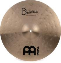 Meinl Cymbals Byzance Traditional Extra Thin Hammered Crash - 20