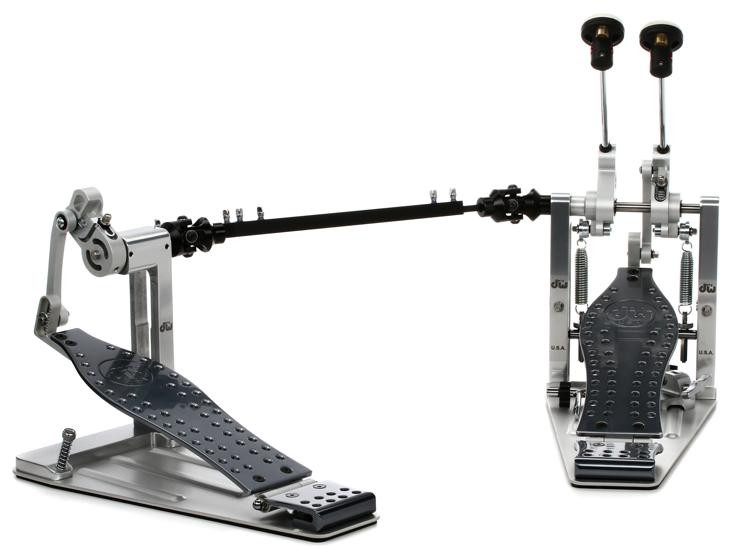 DW Machined Bass Drum Pedal Direct Drive - Double image 1
