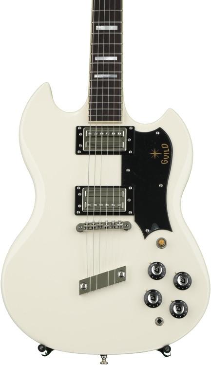 Guild S-100 Polara - White image 1