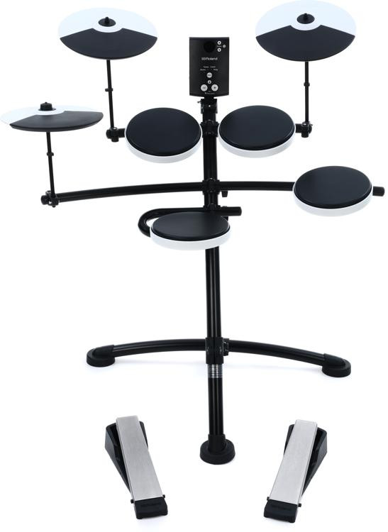 Roland TD-1K 5-Piece Electronic Drum Kit with Rubber Snare image 1