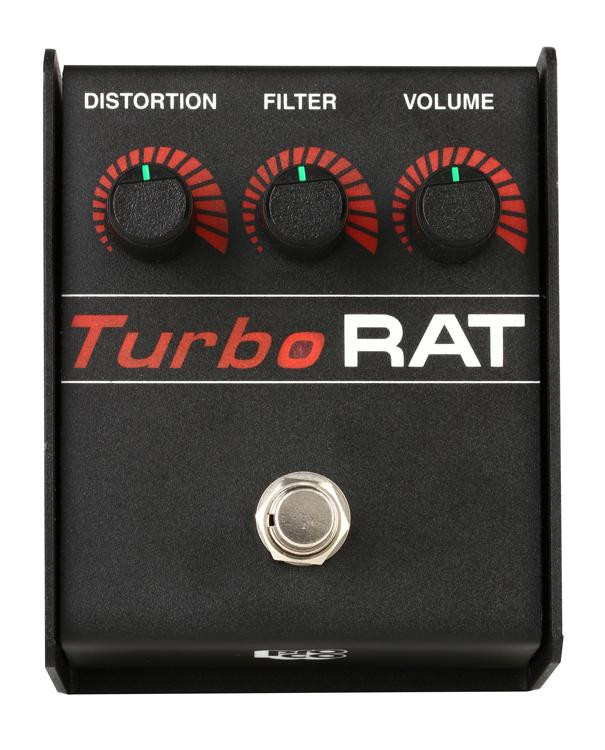 Pro Co TurboRat Distortion / Fuzz / Overdrive Pedal image 1