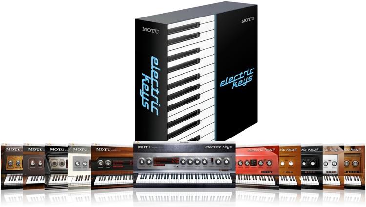 MOTU Electric Keys image 1