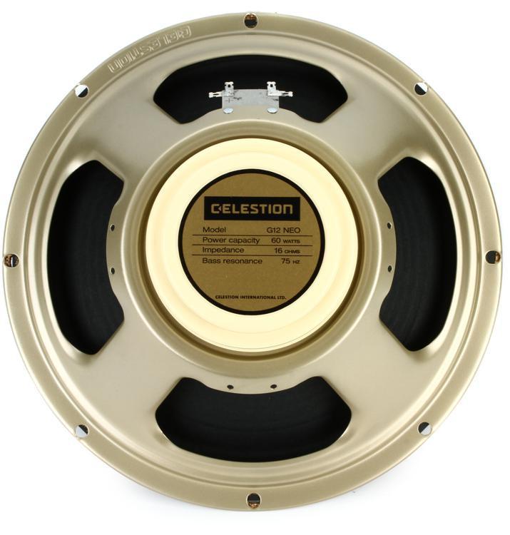 Celestion G12 Neo Creamback Guitar Speaker - 16 Ohms image 1