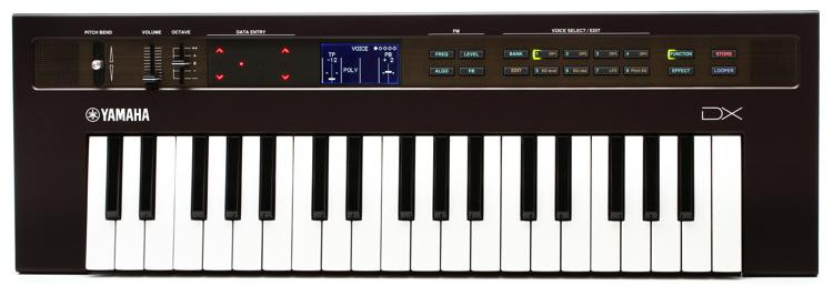 Reface DX FM Synth with Mini-Keys